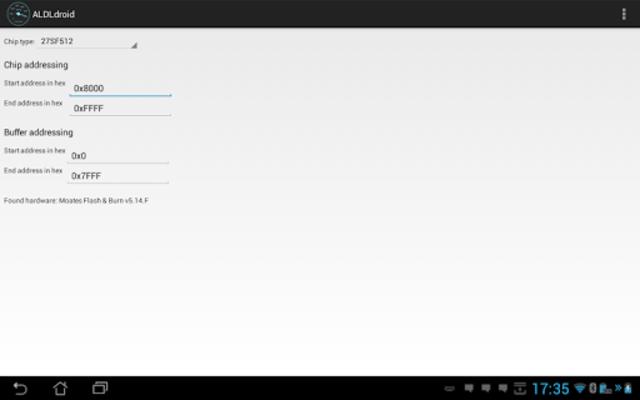 ALDLdroid screenshot 12