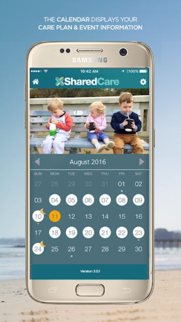 SharedCare™ Co-parenting screenshot 3