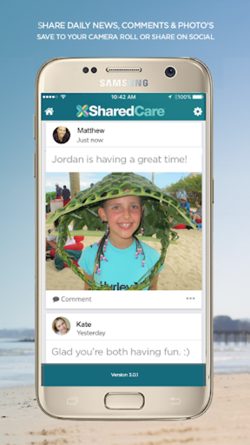 SharedCare™ Co-parenting screenshot 4