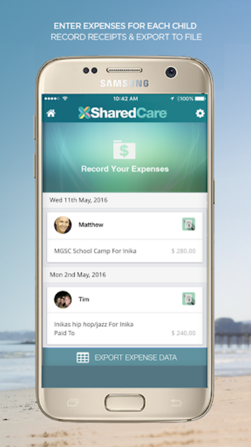 SharedCare™ Co-parenting screenshot 5