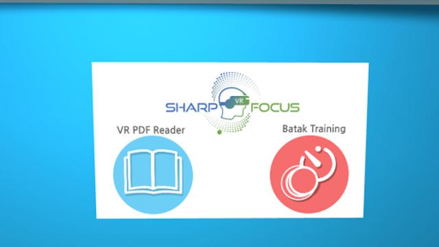 Sharp Focus VR screenshot 2