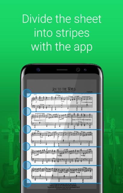 My Sheet Music - Sheet music viewer, music scanner screenshot 2