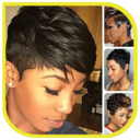 Icon for Short Hairstyle for Woman