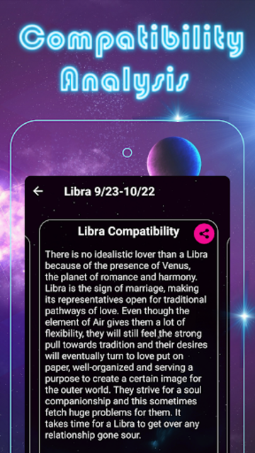 Kismet - Zodiac signs Daily Horoscope Astrology screenshot 5