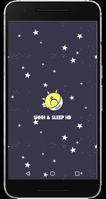 Shhh & Sleep HD screenshot 1