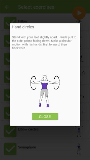 Beautiful breast workout screenshot 8