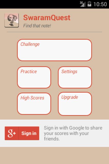 Swaram Quest:Ear Training Game screenshot 1