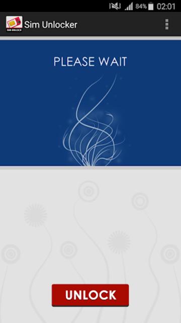 Sim unlocker - simulator screenshot 1