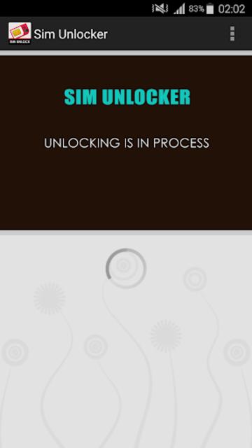 Sim unlocker - simulator screenshot 4