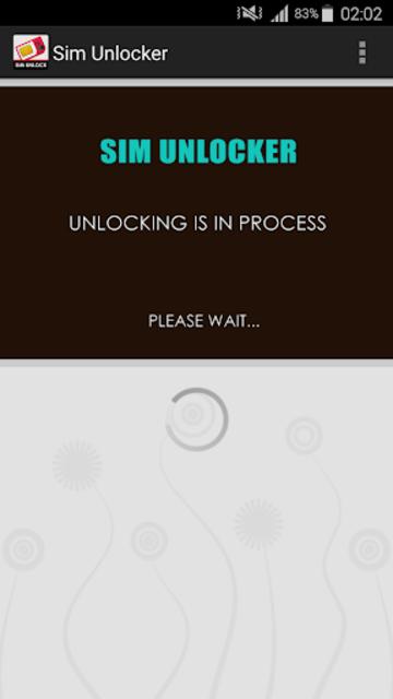 Sim unlocker - simulator screenshot 5