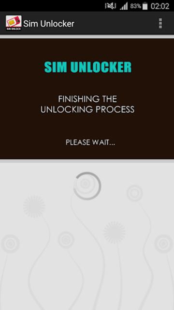 Sim unlocker - simulator screenshot 6