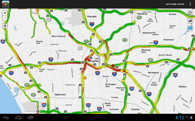 Sigalert - Traffic Reports screenshot 7