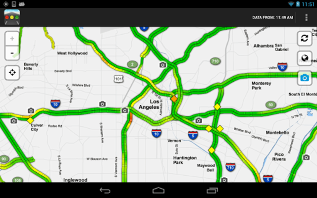 Sigalert - Traffic Reports screenshot 9