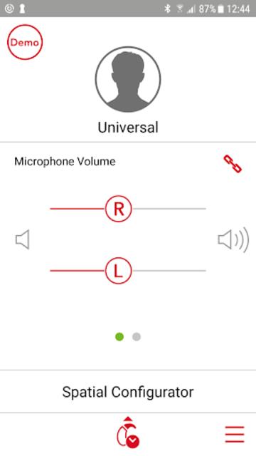 myControl App screenshot 2