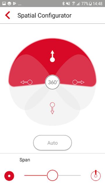 myControl App screenshot 4