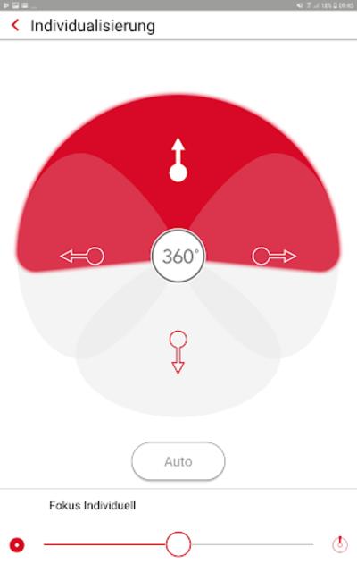 myControl App screenshot 8