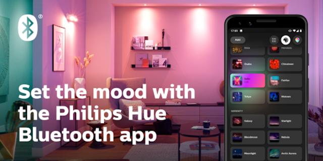 Philips Hue Bluetooth screenshot 1