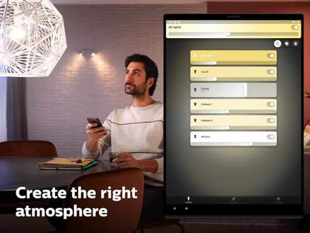 Philips Hue Bluetooth screenshot 7