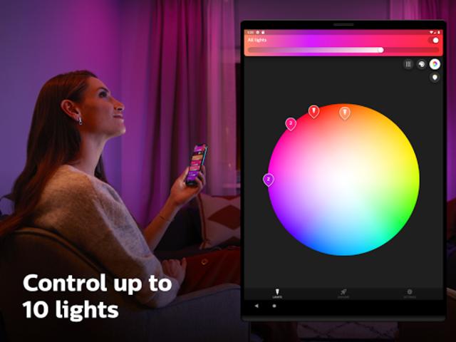 Philips Hue Bluetooth screenshot 8