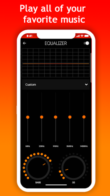 Musii simple music streaming screenshot 2