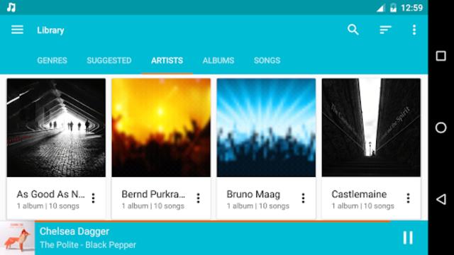 Shuttle+ Music Player screenshot 6