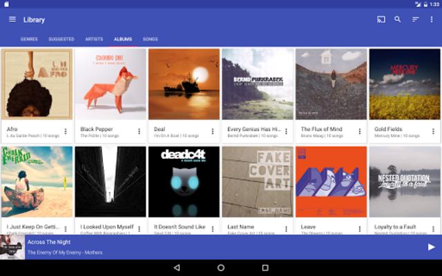 Shuttle+ Music Player screenshot 8