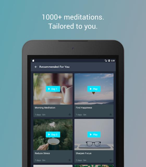 Simple Habit: Meditation, Sleep screenshot 12