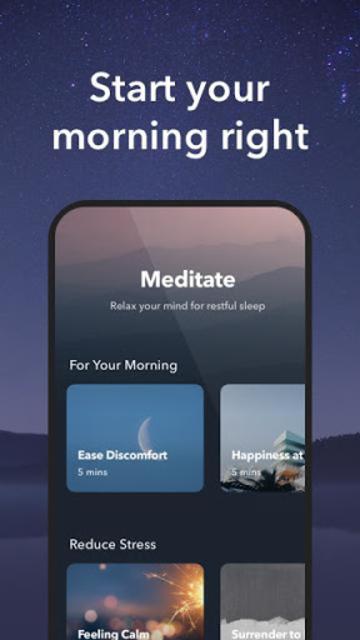 Simple Habit: Meditation, Sleep screenshot 4