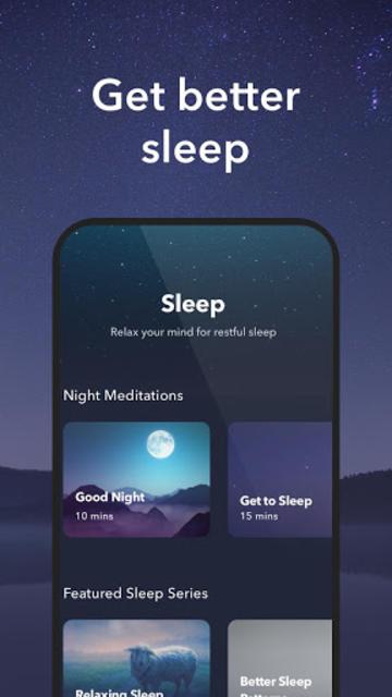 Simple Habit: Meditation, Sleep screenshot 5