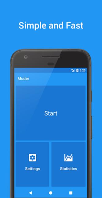 Muder - Music Sight Reading screenshot 1