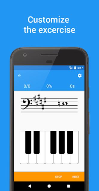 Muder - Music Sight Reading screenshot 3