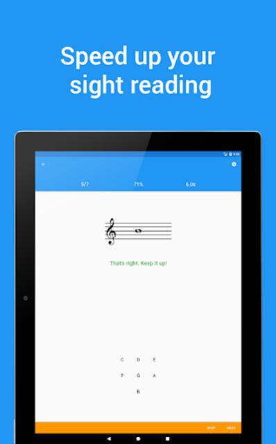 Muder - Music Sight Reading screenshot 6