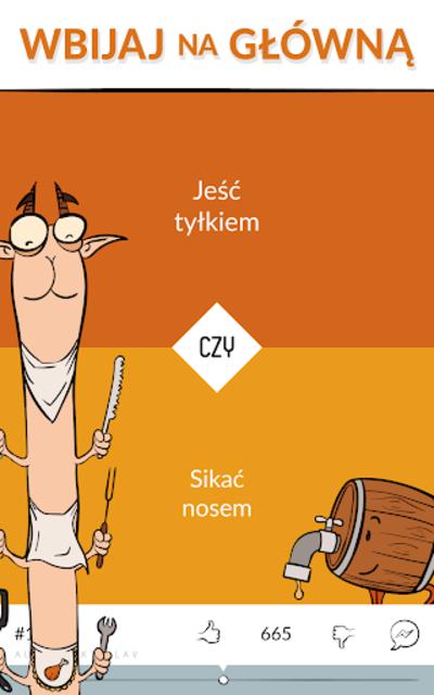 Trudny Wybór - co wolisz? screenshot 6