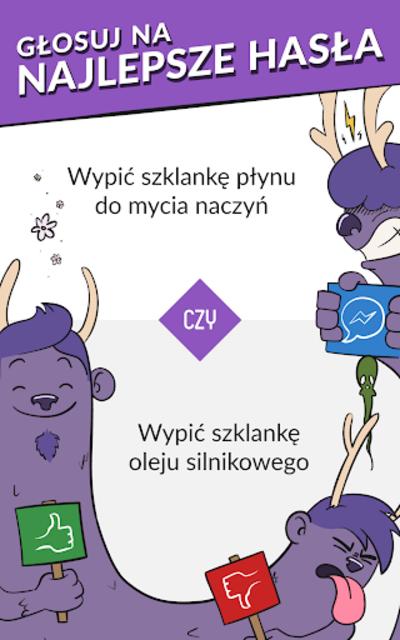 Trudny Wybór - co wolisz? screenshot 7