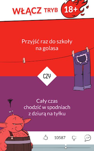 Trudny Wybór - co wolisz? screenshot 9