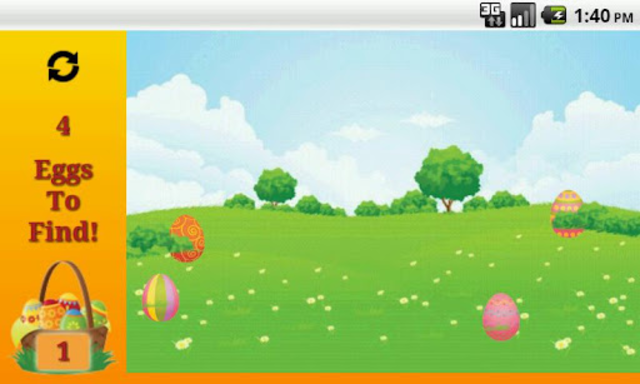 Easter Egg Hunt Free screenshot 5