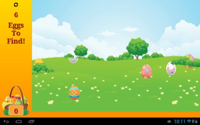 Easter Egg Hunt Free screenshot 10