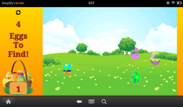 Easter Egg Hunt Free screenshot 17