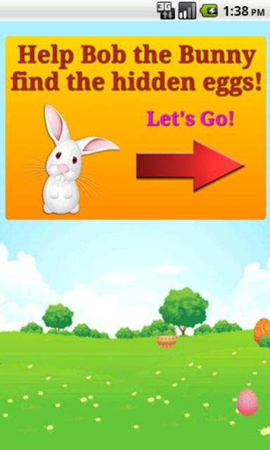 Easter Egg Hunt Free screenshot 1