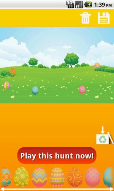 Easter Egg Hunt Free screenshot 3