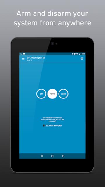 SimpliSafe Home Security App screenshot 9