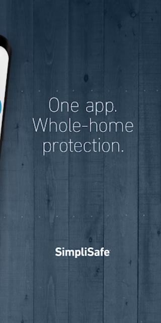 SimpliSafe Home Security App screenshot 2