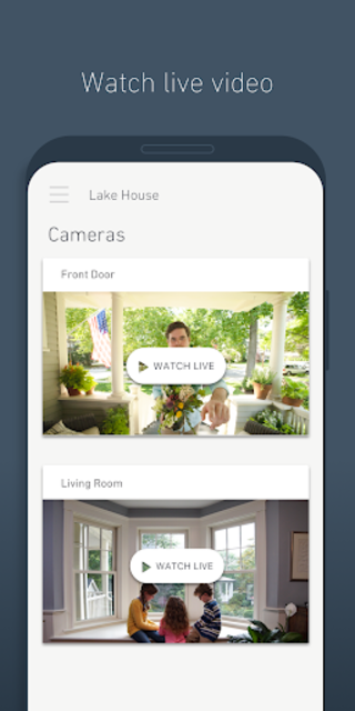 SimpliSafe Home Security App screenshot 3