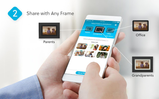 PhotoShare Frame screenshot 4