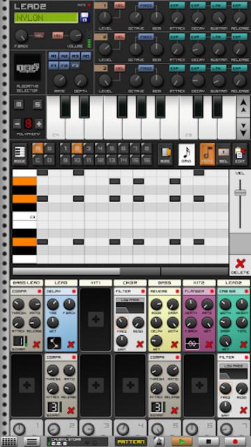 Caustic 3 screenshot 9