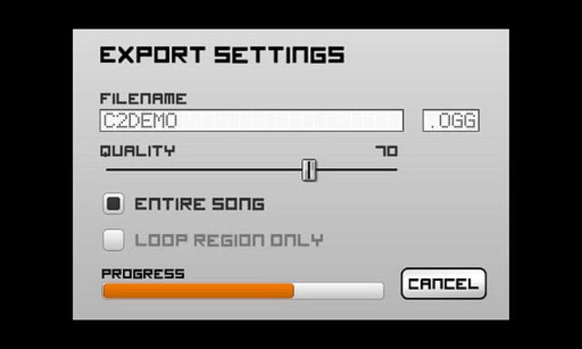Caustic Unlock Key screenshot 1