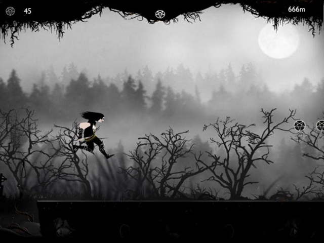 Black Metal Man screenshot 10