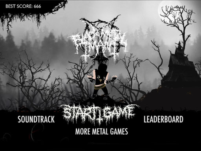 Black Metal Man screenshot 6