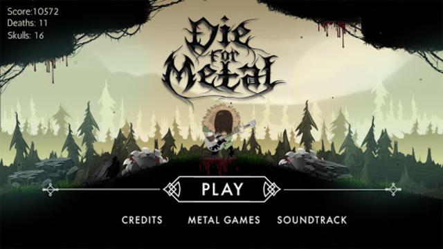 Die For Metal screenshot 1