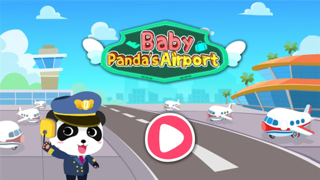 Baby Panda's Airport screenshot 6